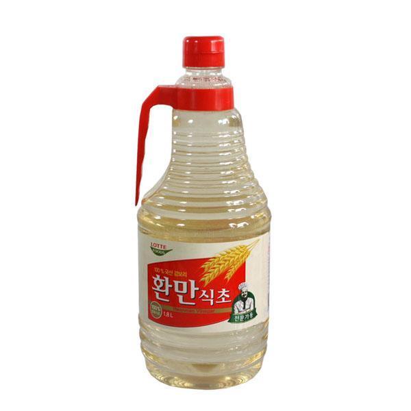롯데델가환만식초 1.8L