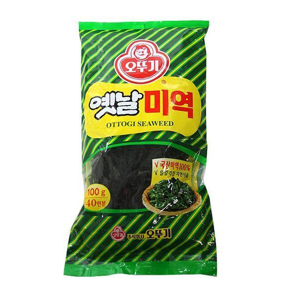(무)(면)옛날미역100gX20개(1박스)