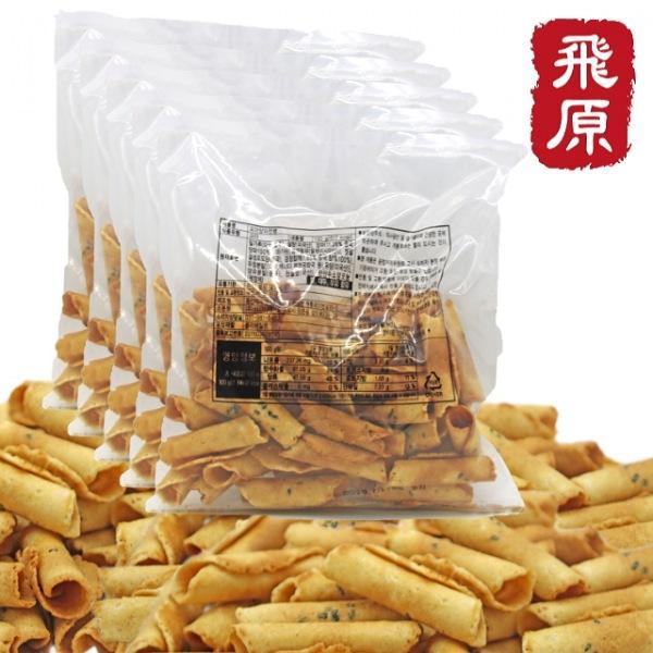 센베과자 삼베과자 양파 미니 전통과자 센베이 전병 옛날과자 5봉지