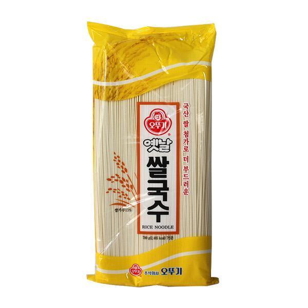 (무)옛날국수(쌀국수)700gX15개(1박스)
