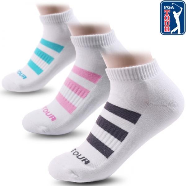 PGA 여성 골프양말 스포츠양말 기능성 양말-PAD1