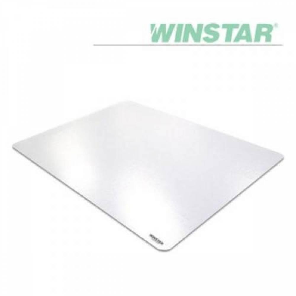 윈스타 고투명 600X450 데스크 고무매트 (대) 데스크매트/책상패드/커팅매트