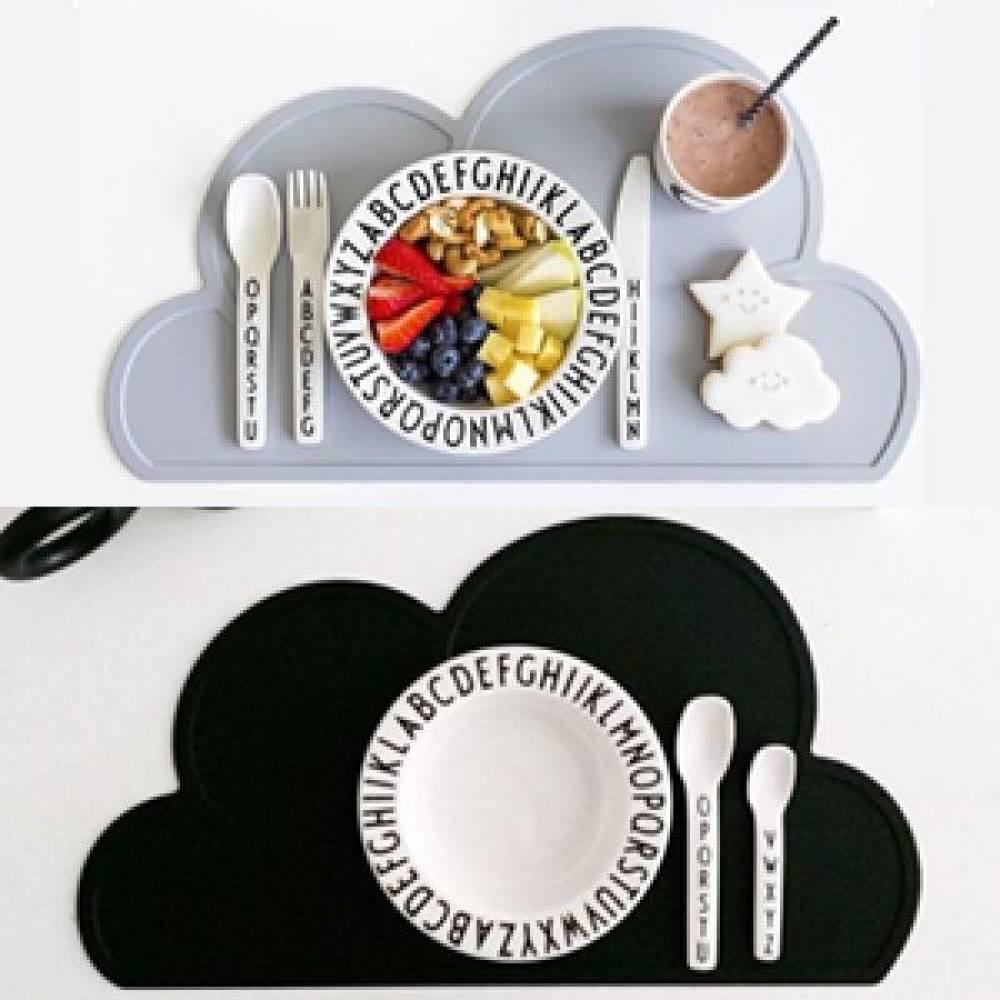 구름식탁매트
