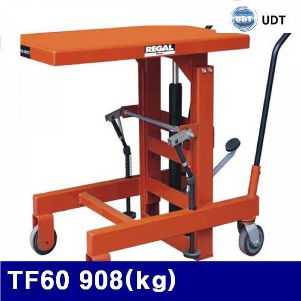 (화물착불)UDT 5002119 강력형 테이블트럭 TF60 908(kg) 915 x 610 (1EA)
