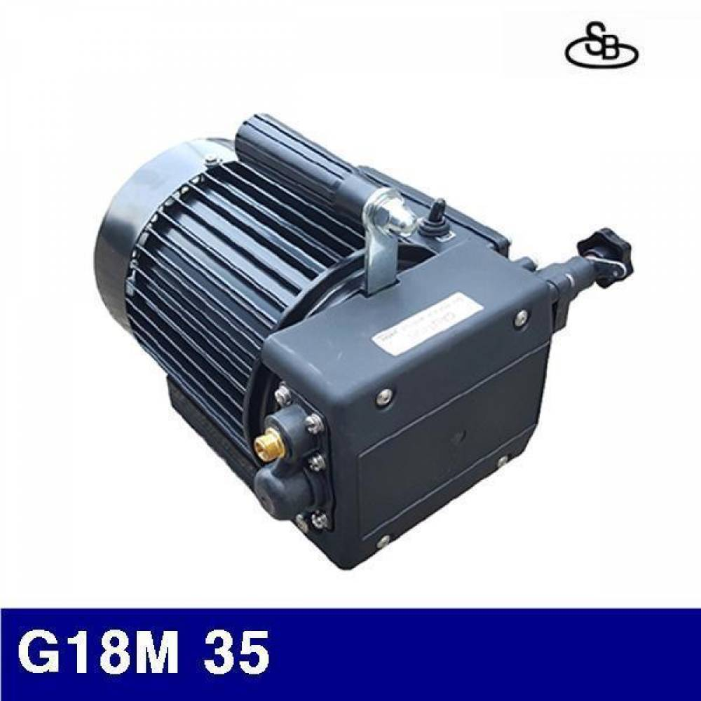 삼부기계 5331738 고압분무기 모터소형분무기-가와고에(펌프만) G18M 35 0.5 (1EA)